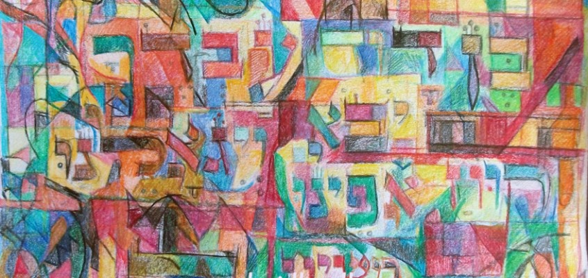 Is it possible to consider the making of art a proper Jewish pastime?