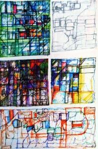 abstract drawing    (124)