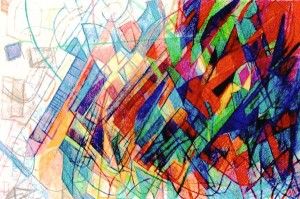 abstract drawing (23a)