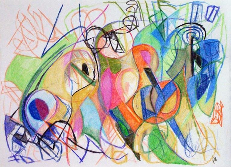 <span lang='en'>Color and Spirituality</span>